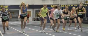 Women s Mile Start